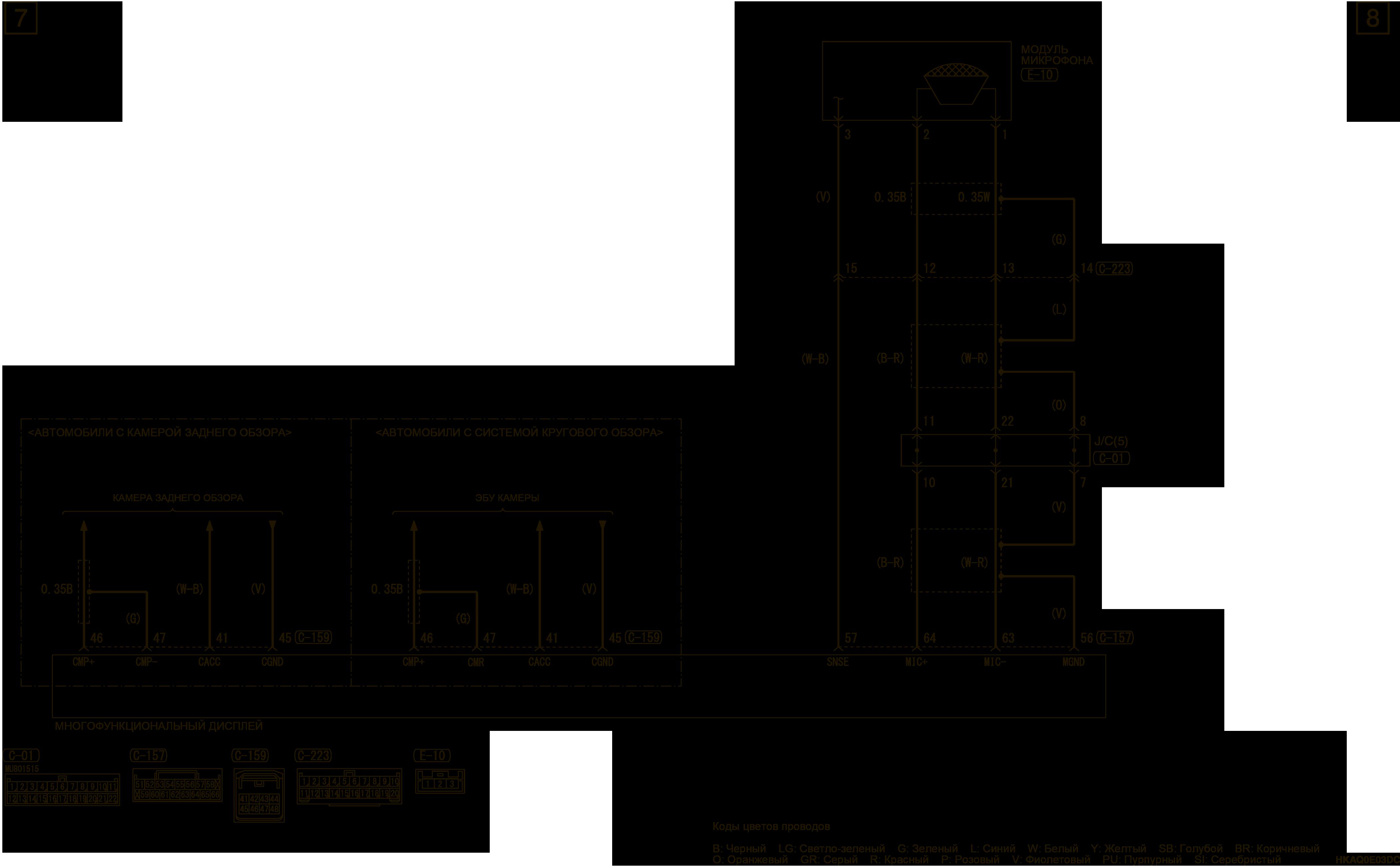 mmc аутлендер 3 2019 электросхемаАУДИОСИСТЕМА АВТОМОБИЛИ С АУДИОСИСТЕМОЙ SMARTPHONE LINK DISPLAY (ПРАВОСТОРОННЕЕ УПРАВЛЕНИЕ)