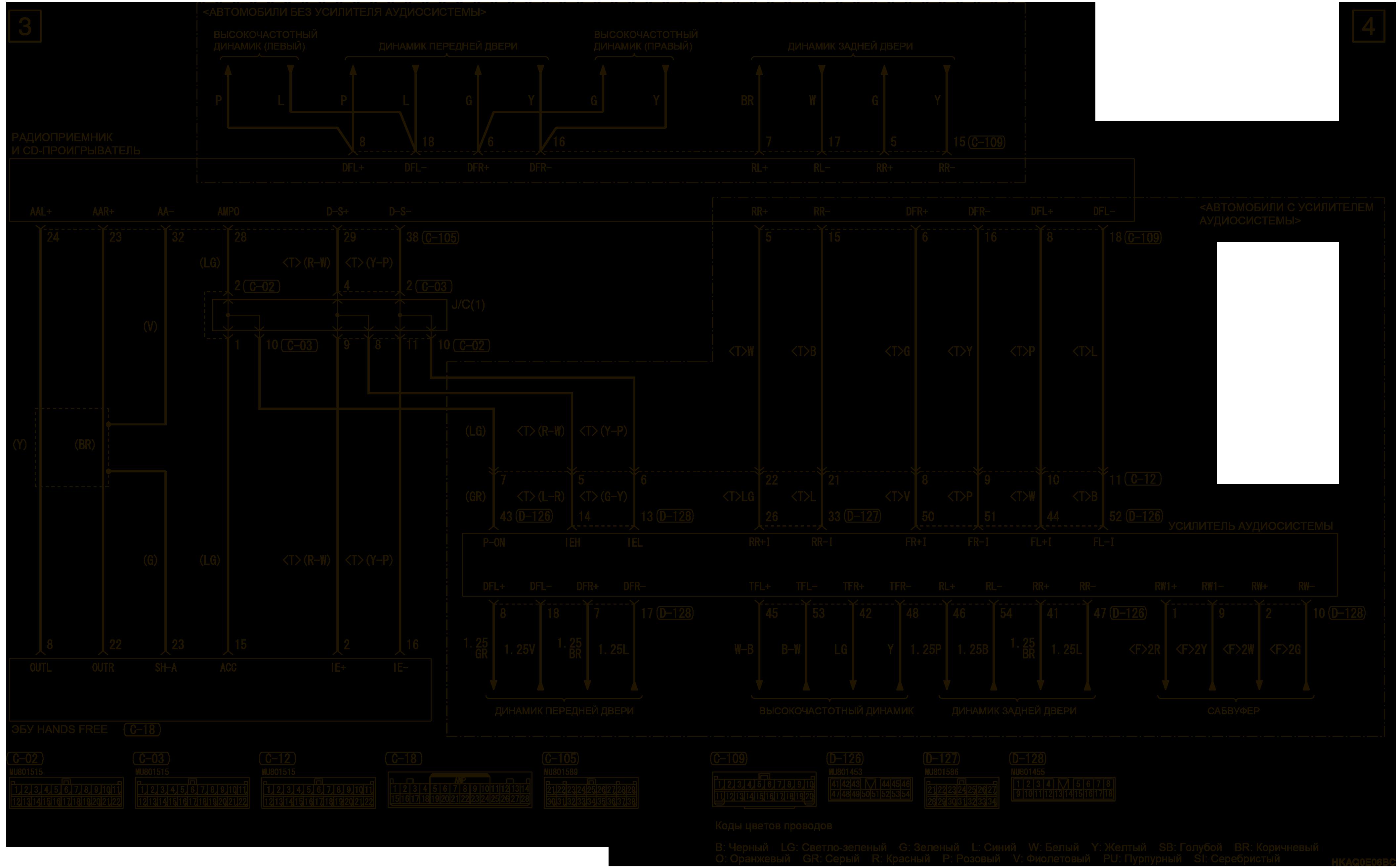 mmc аутлендер 3 2019 электросхемаСИСТЕМА ИНТЕРФЕЙСА HANDS-FREE АВТОМОБИЛИ БЕЗ АУДИОСИСТЕМЫ SMARTPHONE LINK DISPLAY И MMCS (ЛЕНОВОСТОРОННЕЕ УПРАВЛЕНИЕ)