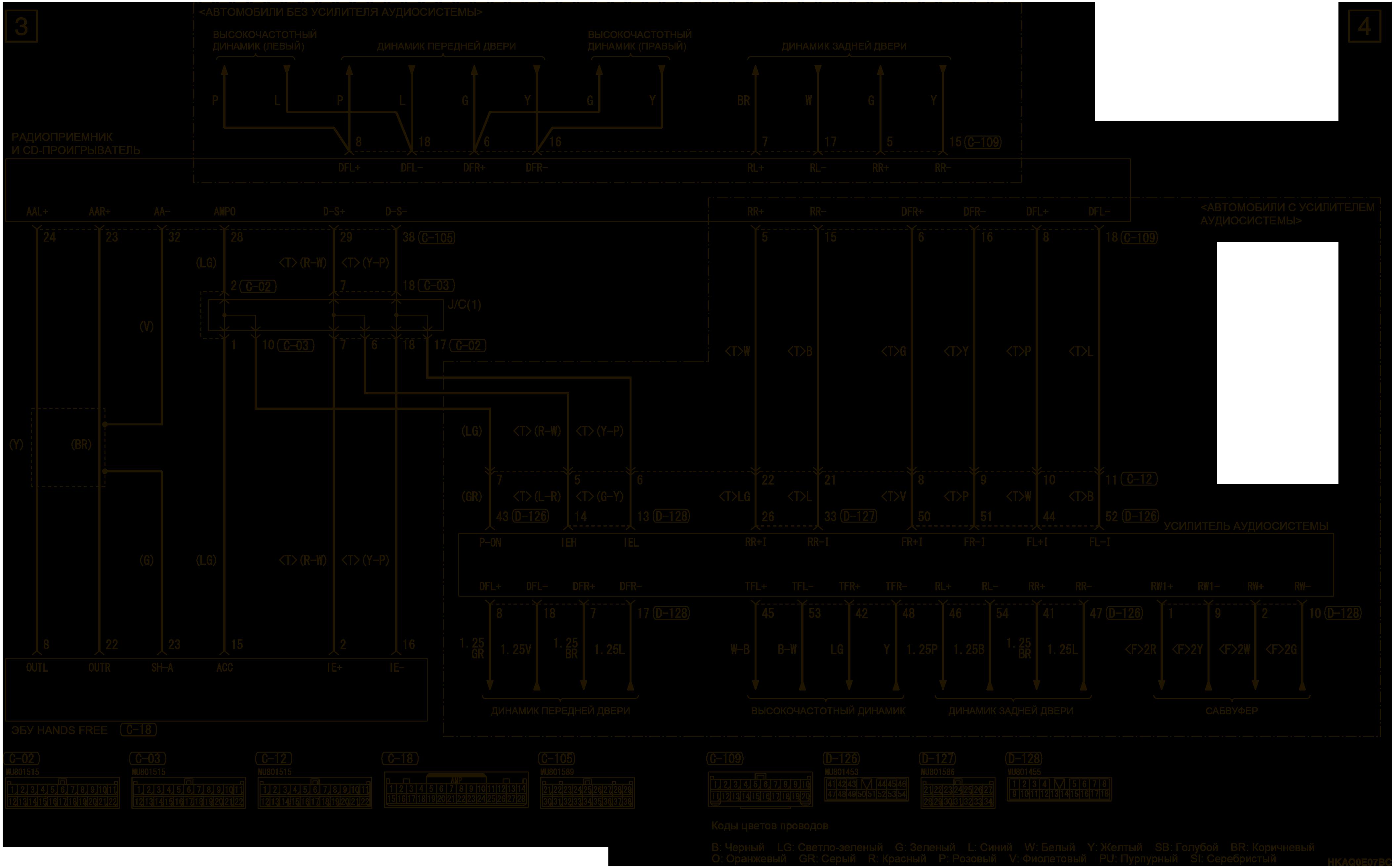 mmc аутлендер 3 2019 электросхемаСИСТЕМА ИНТЕРФЕЙСА HANDS-FREE АВТОМОБИЛИ БЕЗ АУДИОСИСТЕМЫ SMARTPHONE LINK DISPLAY И MMCS (ПРАВОСТОРОННЕЕ УПРАВЛЕНИЕ)