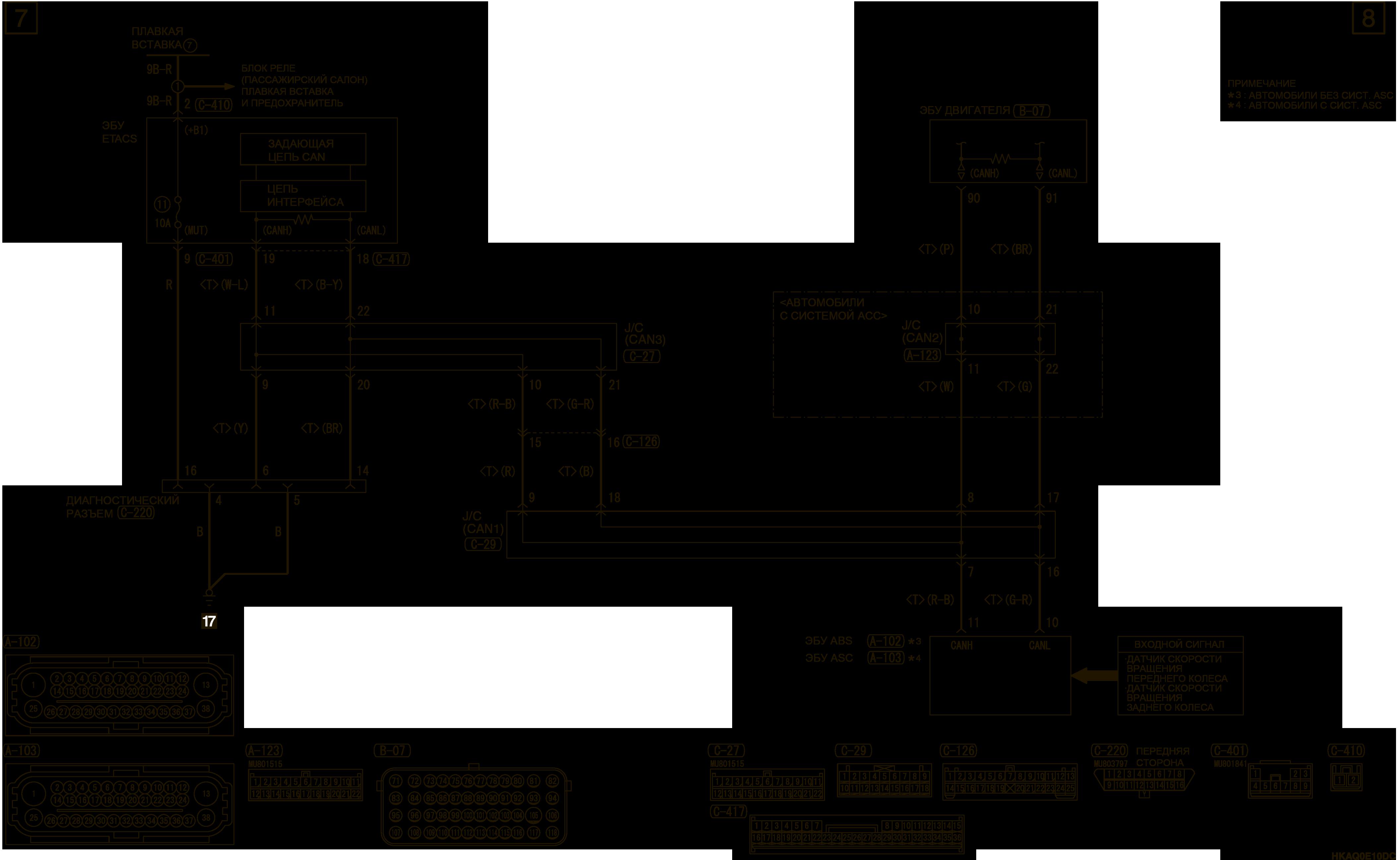 mmc аутлендер 3 2019 электросхемаРЕЗЕРВНЫЙ РАЗЪЕМ (ДЛЯ АУДИОСИСТЕМЫ) ЛЕВОСТОРОННЕЕ УПРАВЛЕНИЕ