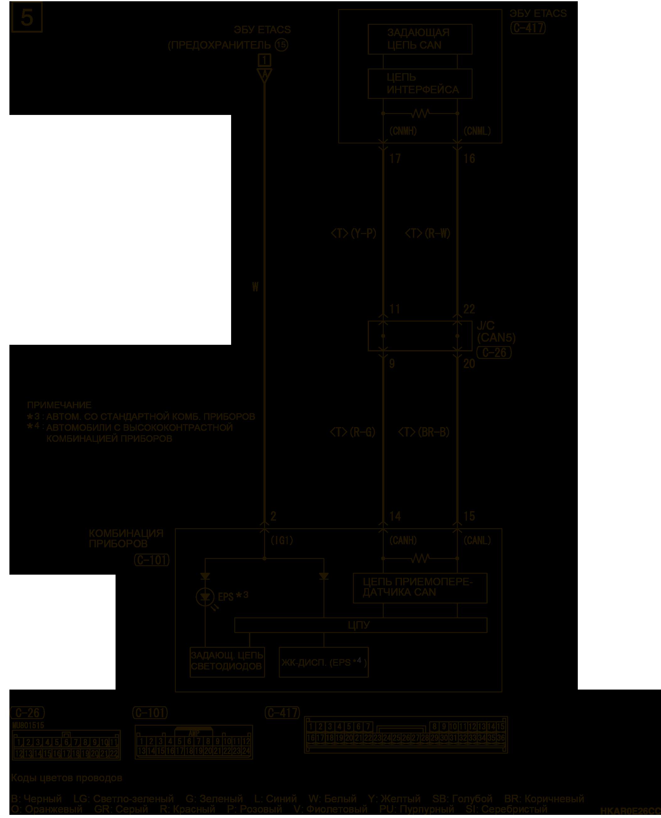 mmc аутлендер 3 2019 электросхемаЭЛЕКТРИЧЕСКИЙ РУЛЕВОЙ УСИЛИТЕЛЬ ПРАВАЯ СТОРОНА