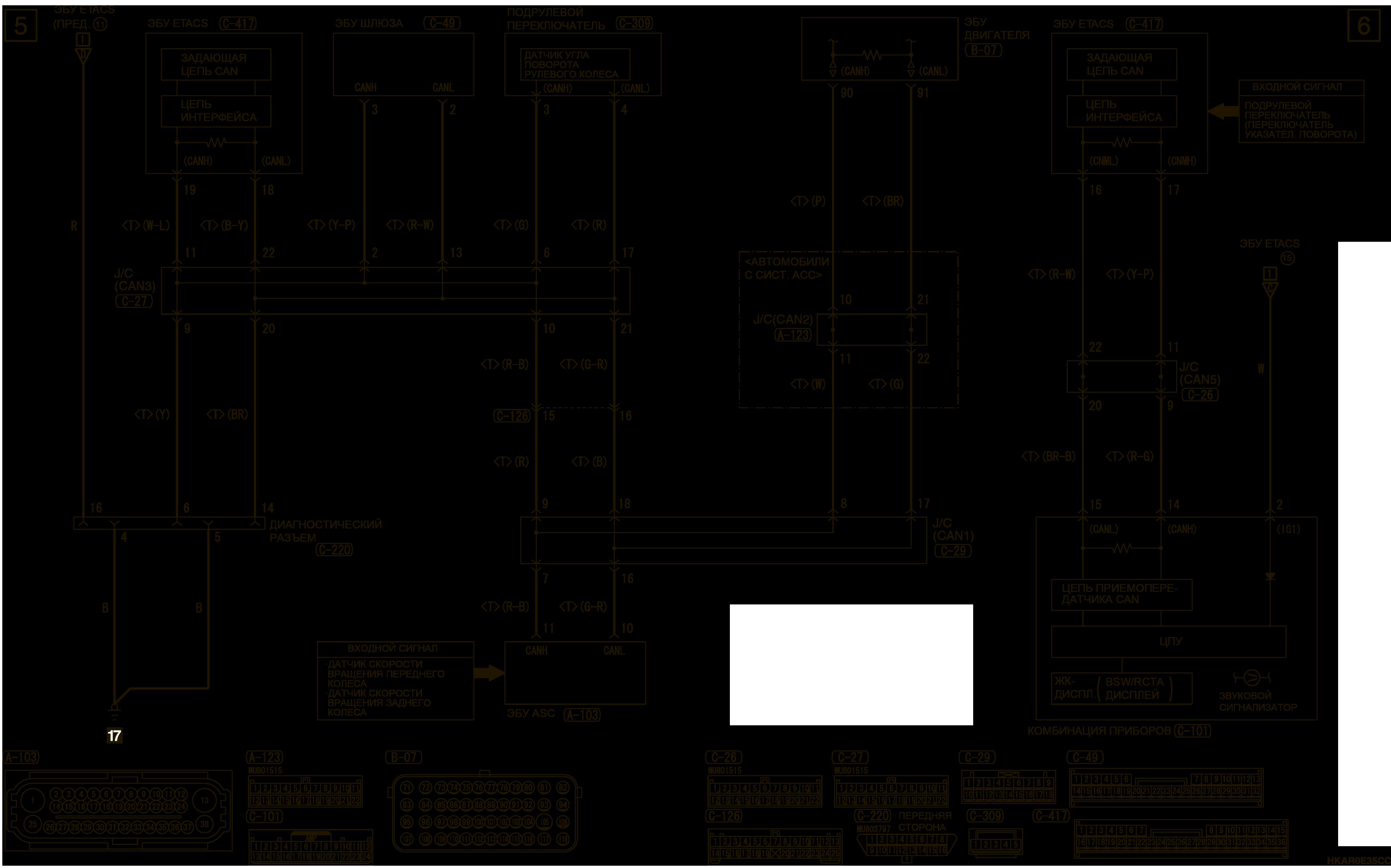mmc аутлендер 3 2019 электросхемаСИСТЕМА МОНИТОРИНГА СЛЕПЫХ ЗОН [BSW] (С СИСТЕМОЙ ПОМОЩИ ПРИ СМЕНЕ ПОЛОСЫ)/СИСТЕМОЙ ОПОВЕЩЕНИЯ ОБ ОБЪЕКТАХ, ДВИЖУЩИХСЯ В ПОПЕРЕЧНОМ НАПРАВЛЕНИИ ПОЗАДИ АВТОМОБИЛЯ (RCTA) ЛЕВОСТОРОННЕЕ УПРАВЛЕНИЕ