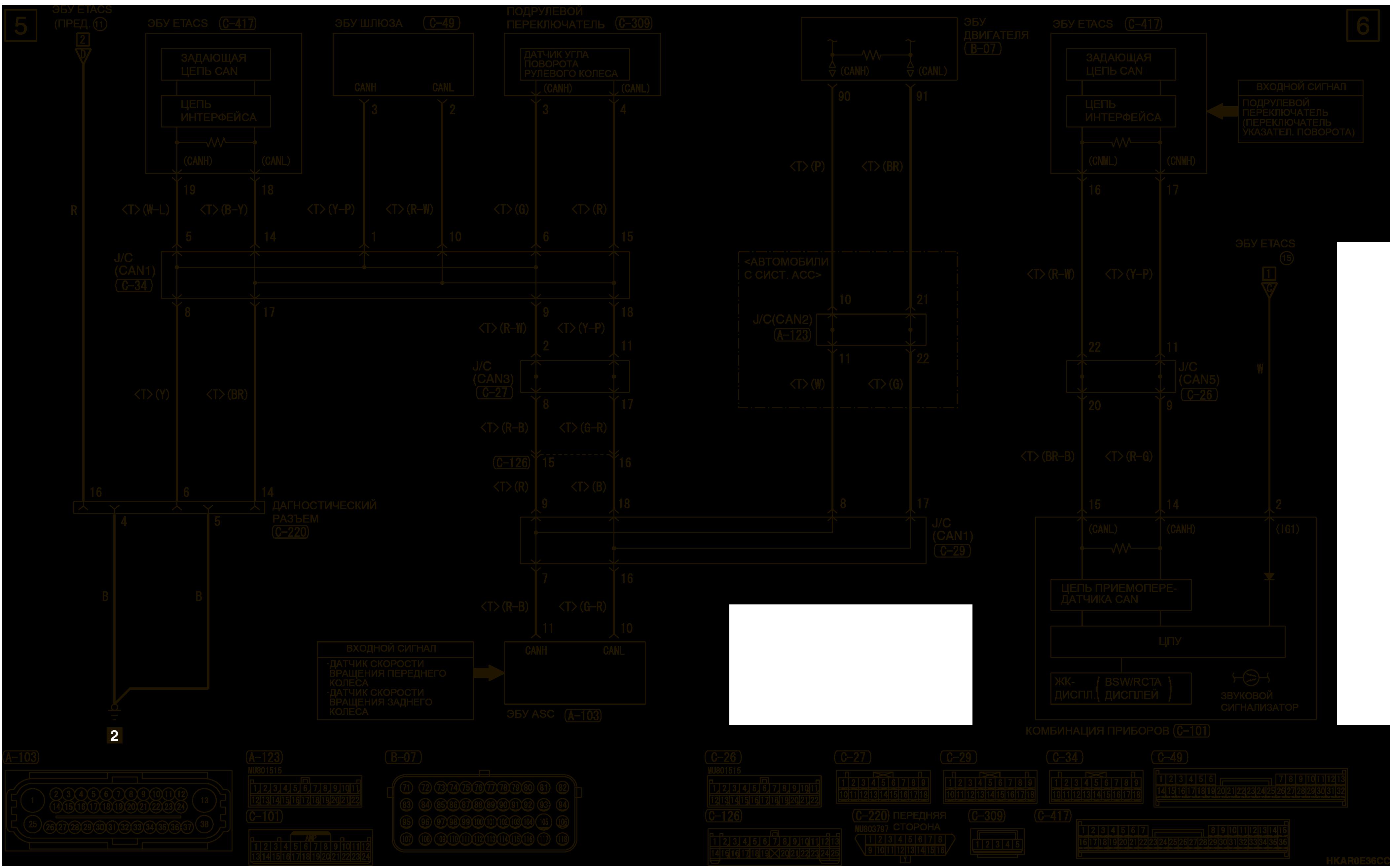 mmc аутлендер 3 2019 электросхемаСИСТЕМА МОНИТОРИНГА СЛЕПЫХ ЗОН [BSW] (С СИСТЕМОЙ ПОМОЩИ ПРИ СМЕНЕ ПОЛОСЫ)/СИСТЕМОЙ ОПОВЕЩЕНИЯ ОБ ОБЪЕКТАХ, ДВИЖУЩИХСЯ В ПОПЕРЕЧНОМ НАПРАВЛЕНИИ ПОЗАДИ АВТОМОБИЛЯ (RCTA) ПРАВОСТОРОННЕЕ УПРАВЛЕНИЕ