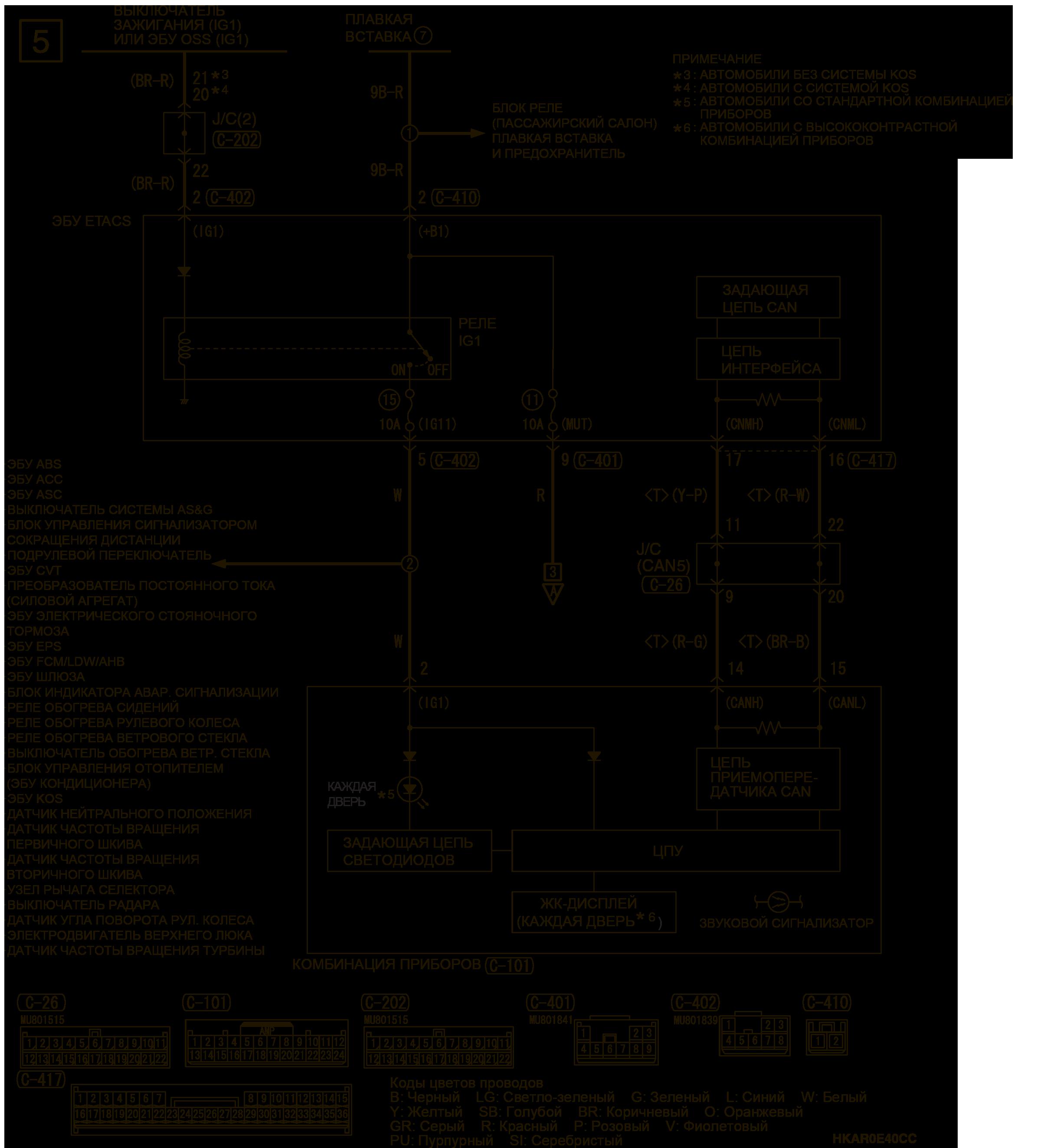 mmc аутлендер 3 2019 электросхемаЗУММЕР СИГНАЛИЗАТОРА НЕЗАКРЫТЫХ ДВЕРЕЙ ЛЕВАЯ СТОРОНА