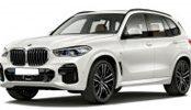 Размер щёток стеклоочистителя для BMW X5