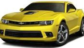 Размер щёток стеклоочистителя для Chevrolet Camaro
