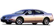 Размер щёток стеклоочистителя для Chrysler 300M