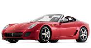 Размер щёток стеклоочистителя для Ferrari 599