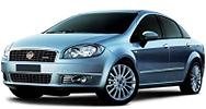 Размер щёток стеклоочистителя для Fiat Linea