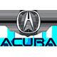 Размер и крепление щёток стеклоочистителя для Acura MDX