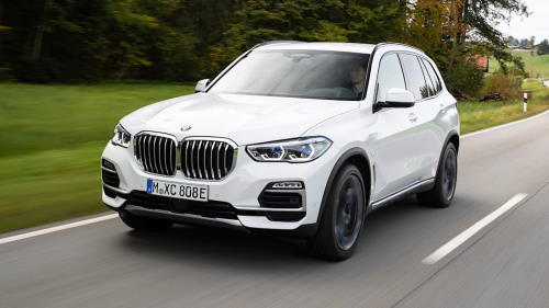 Автомобиль BMW X5 на водородных топливных элементах появится в 2022 году