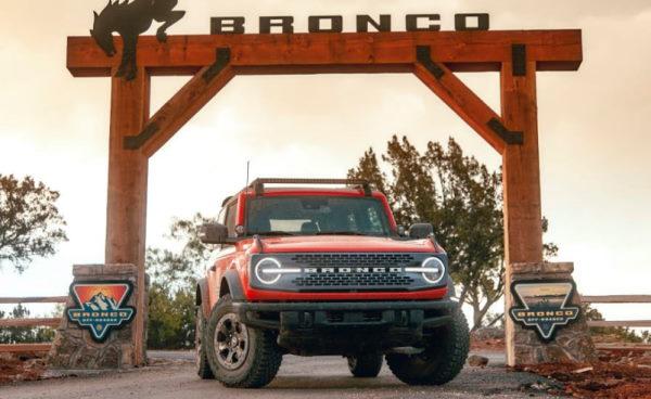 Руководство владельца Ford Bronco 2021 года содержит информацию о гибридной модели