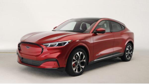 Ford Mustang Mach-E возглавил продажи автомобилей в Норвегии в мае 2021