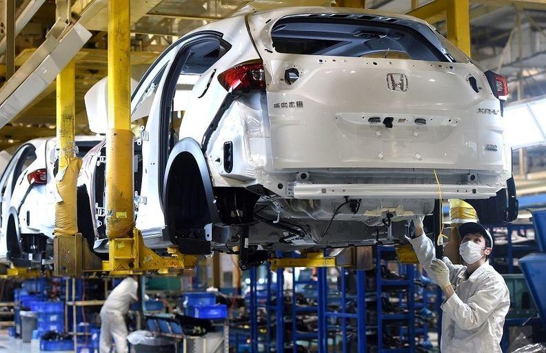 Honda увеличивает прибыль из-за восстановления после COVID